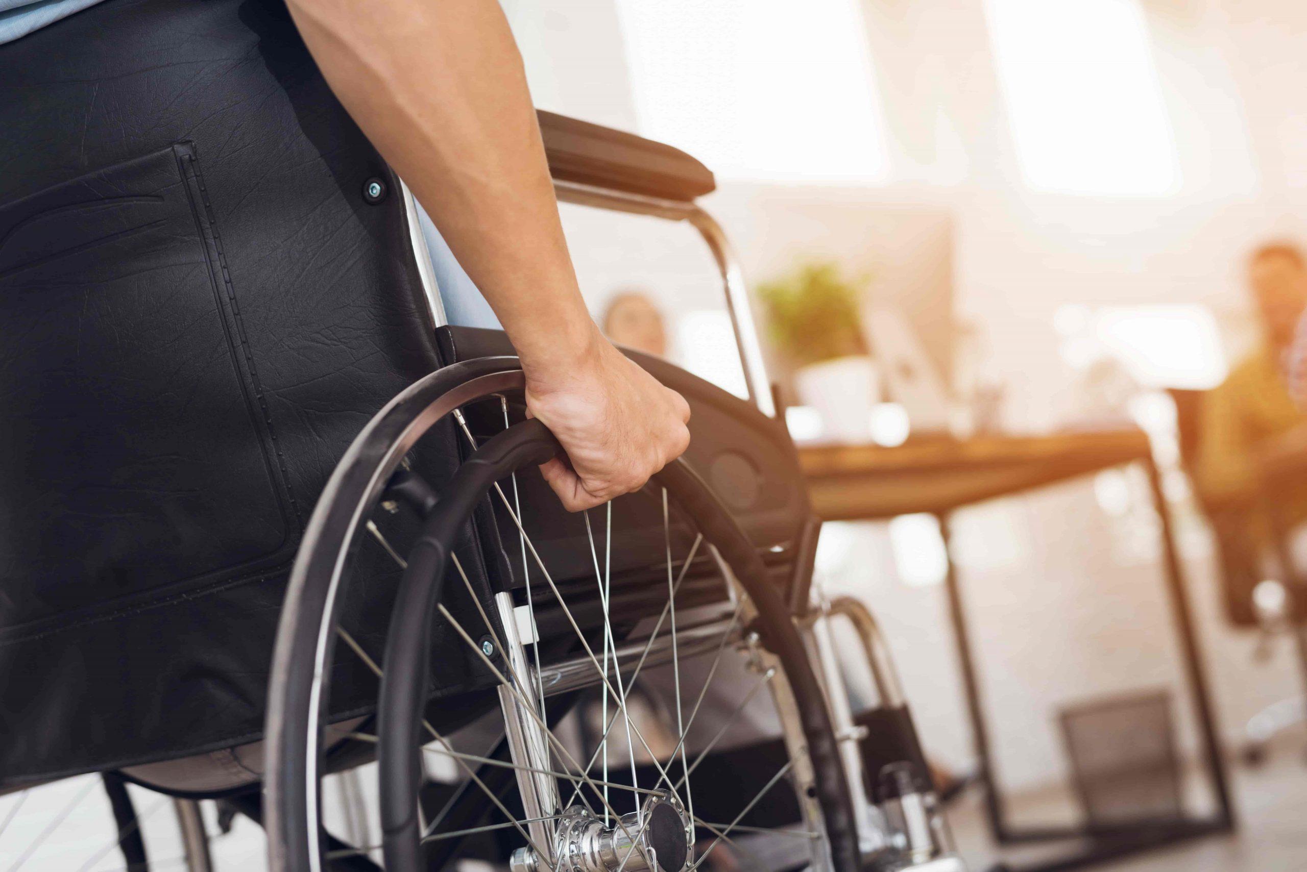 Rouzbeh Pirouz - disability stigma in the workplace