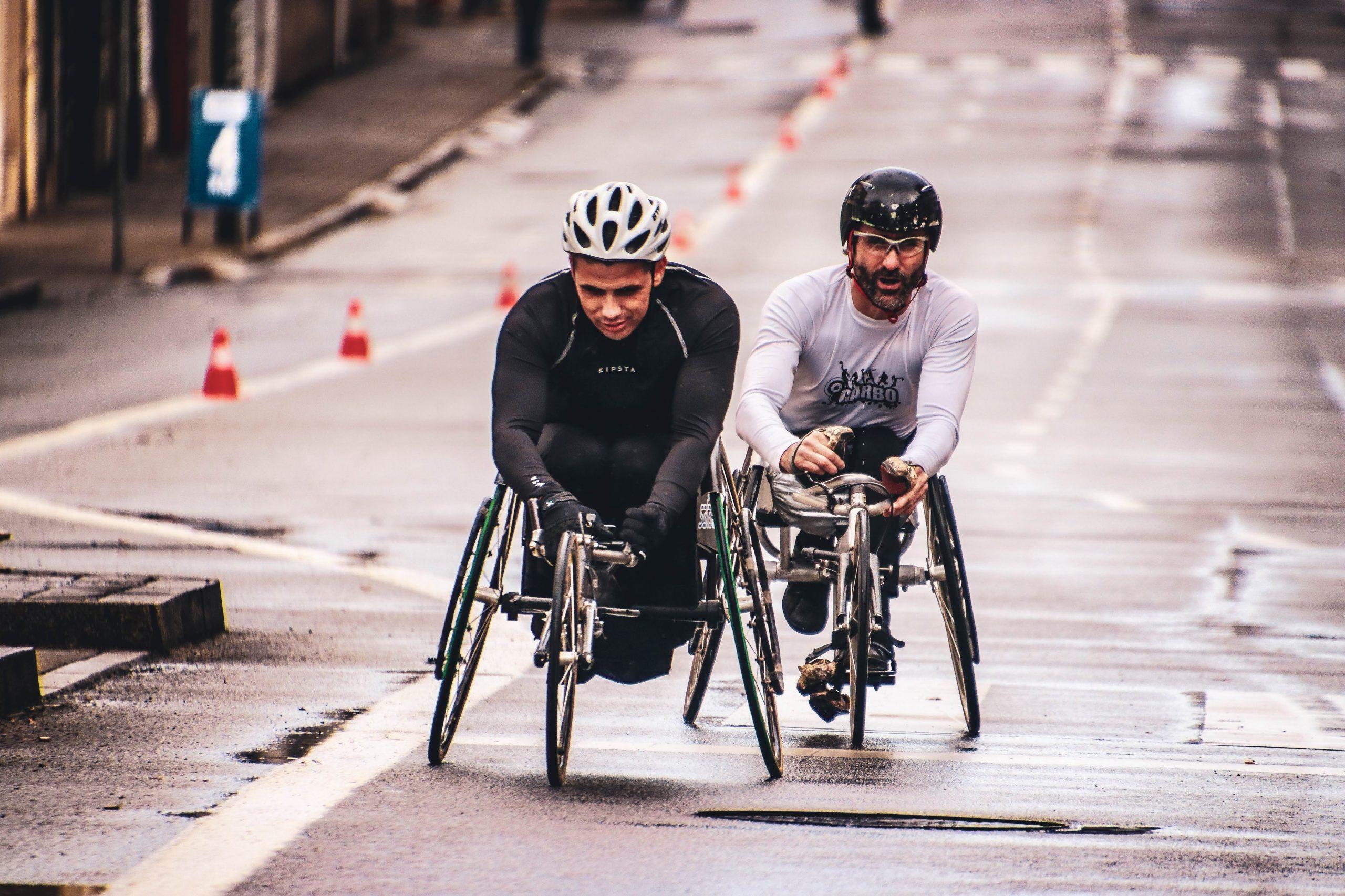rouzbeh pirouz - disabled community